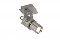 SPOT-ON moderne plafondlamp Staal by Steinhauer 7580ST
