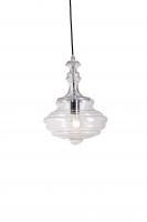 TRANSMIR klassieke hanglamp Transparant by Steinhauer 7626CH