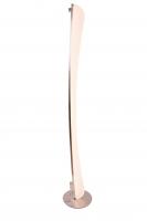 OLYMPUS moderne vloerlamp Staal by Steinhauer 7691ST