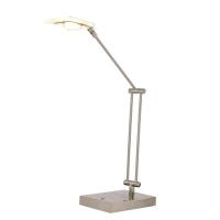 MarjoletII2 Design tafellamp Staal by Steinhauer 7761ST