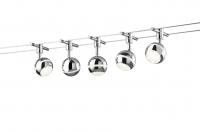 BALOUBET LED Plafondlamp Trio Leuchten 778210506