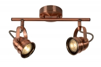 CIGAL LED spot roodkoper by Lucide 77974/10/17