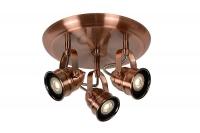 CIGAL LED spot roodkoper by Lucide 77974/15/17