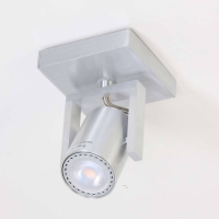 Tweeklite moderne plafondlamp Staal by Steinhauer 7809ST