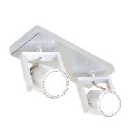 Tweeklite moderne plafondlamp Staal by Steinhauer 7810ST