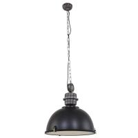 Bikkel XXL Trendy hanglamp Zwart by Steinhauer 7834ZW