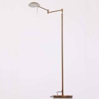Retina klassieke vloerlamp Brons by Steinhauer 7887BR