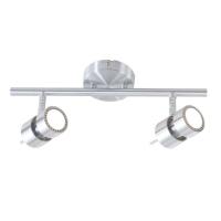 Natasja LED moderne plafondlamp Staal by Steinhauer 7902ST
