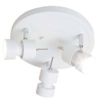 Natasja LED moderne plafondlamp Wit by Steinhauer 7905W