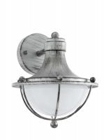 MONASTERIO wandlamp antiek zilver by Eglo Outdoor 95978
