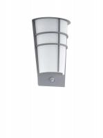 BREGANZO 1 wandlamp zilver by Eglo Outdoor 96017