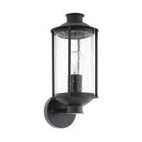 MAMURRA wandlamp zwart by Eglo Outdoor 96222