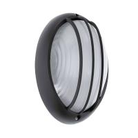 SIONES 1 wandlamp zwart by Eglo Outdoor 96339