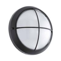 SIONES 1 wandlamp zwart by Eglo Outdoor 96342