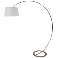GRAMINEUS booglamp wit by Steinhauer 9818ST
