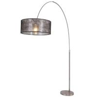 Stresa moderne vloerlamp Staal by Steinhauer 9876ST