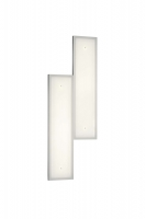 DENVER LED Wand lamp Nikkel mat by Trio Leuchten C279690207