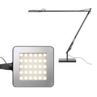 OUTLET LAATSTE SHOWROOM MODEL KELVIN LED OP VOET ANTRACIET by FLOS F3320033A