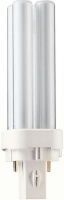 PL-C Spaarlamp 2-Pins 10W (=50W) Master by Philips 840 Koud Wit