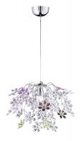 FLOWER Hanglamp Chroom by Trio Leuchten R10011017