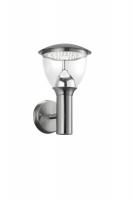 MONTEVIDEO LED buitenlamp Zilver Trio Leuchten R28600731