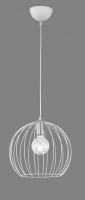 EVIAN Hanglamp Wit mat by Trio Leuchten R30031031