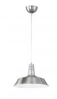 WILL Hanglamp Nikkel mat by Trio Leuchten R30421007