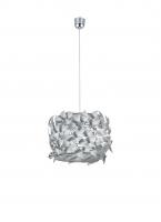 NEST Hanglamp Chroom by Trio Leuchten R30463087