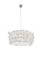 NEST Hanglamp Chroom by Trio Leuchten R30465001