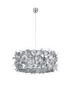 NEST Hanglamp Chroom by Trio Leuchten R30465087