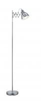 SCISSOR Vloerlamp Chroom by Trio Leuchten R40321006