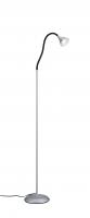 VIPER LED Vloerlamp Titaan by Trio Leuchten R42391187