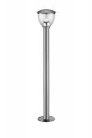 MONTEVIDEO LED buitenlamp Zilver Trio Leuchten R48600731