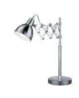 SCISSOR Tafellamp Chroom by Trio Leuchten R50321006