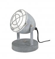 CAMMY Tafellamp Beton kleur by Trio Leuchten R50391078