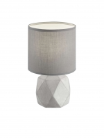 PIKE Tafellamp Beton kleur by Trio Leuchten R50831087