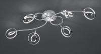 PRATER LED Plafondlamp Reality by Trio Leuchten R62706106