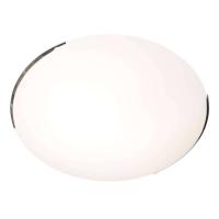 Rondo moderne plafondlamp Wit by Steinhauer S0151S