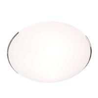 Rondo moderne plafondlamp Wit by Steinhauer S0152S