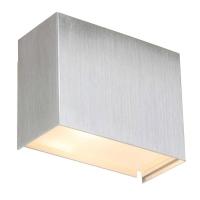Box moderne wandlamp Grijs by Steinhauer S0231S