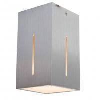 Ikaro moderne plafondlamp Staal by Steinhauer S0401S