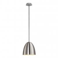 BEBOP LED Hanglamp dimbaar RVS 20cm