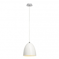 BEBOP LED Pendantlamp White Dimmable 20cm