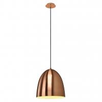 BEBOP LED Hanglamp dimbaar Koper 30cm
