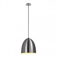 BEBOP LED Hanglamp dimbaar RVS 30cm