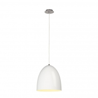 BEBOP LED Hanglamp dimbaar Wit 30cm