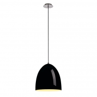 BEBOP LED Hanglamp dimbaar Zwart 30cm