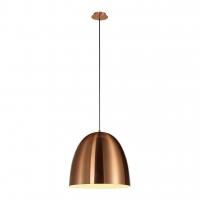 BEBOP LED Hanglamp dimbaar Koper 40cm
