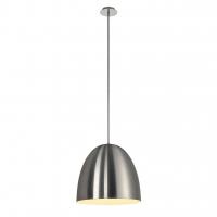 BEBOP LED Hanglamp dimbaar RVS 40cm