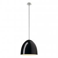 BEBOP LED Hanglamp dimbaar Zwart 40cm